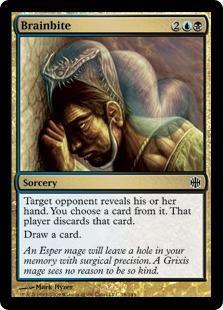 Brainbite Magic Card