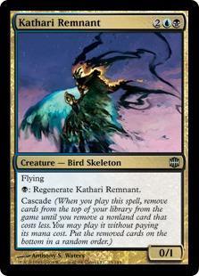 Kathari Remnant Magic Card