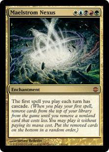 Maelstrom Nexus Magic Card