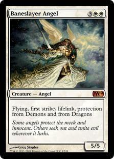 Baneslayer Angel Magic Card