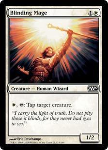 Blinding Mage Magic Card