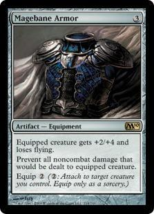Magebane Armor Magic Card