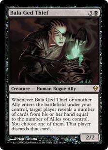 Bala Ged Thief Magic Card