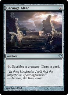 Carnage Altar Magic Card