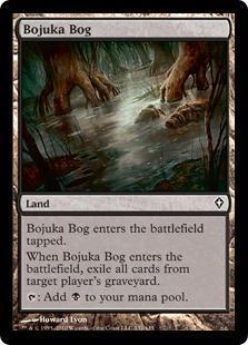 Bojuka Bog Magic Card