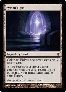Eye of Ugin Magic Card