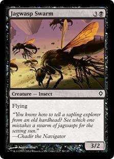 Jagwasp Swarm Magic Card