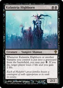 Kalastria Highborn Magic Card