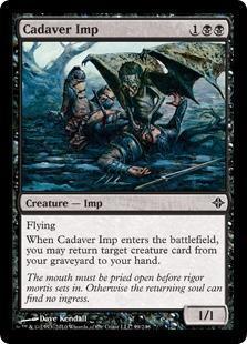 Cadaver Imp Magic Card