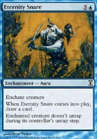 Eternity Snare Magic Card