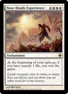 Near-Death Experience Magic Card