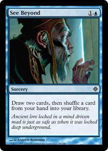 See Beyond Magic Card