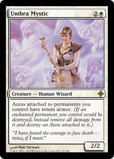 Umbra Mystic Magic Card