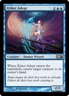 AEther Adept Magic Card
