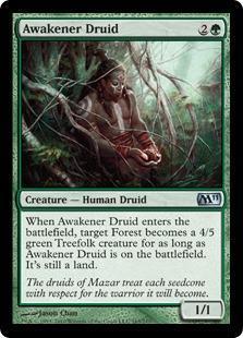 Awakener Druid Magic Card