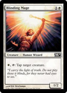 Blinding Mage Magic Card