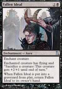 Fallen Ideal Magic Card