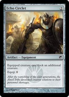 Echo Circlet Magic Card