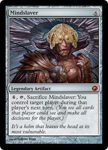 Mindslaver Magic Card
