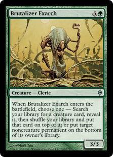 Brutalizer Exarch Magic Card