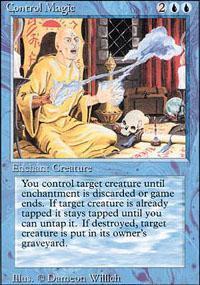 Control Magic Magic Card