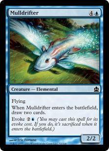 Mulldrifter Magic Card