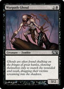 Warpath Ghoul Magic Card