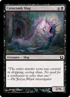 Catacomb Slug Magic Card