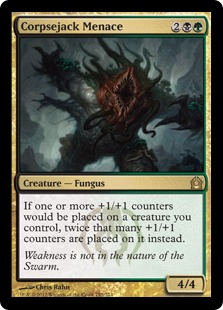 Corpsejack Menace Magic Card