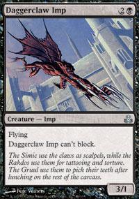 Daggerclaw Imp Magic Card