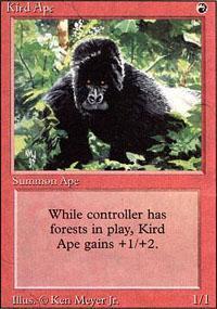 Kird Ape Magic Card
