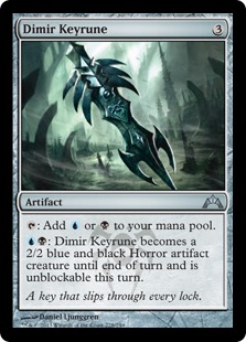 Dimir Keyrune Magic Card