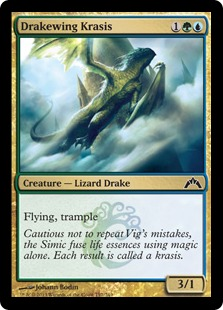Drakewing Krasis Magic Card