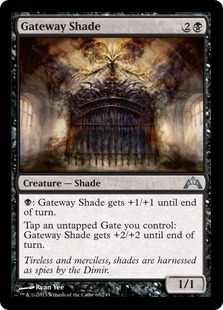 Gateway Shade Magic Card