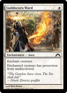 Guildscorn Ward Magic Card