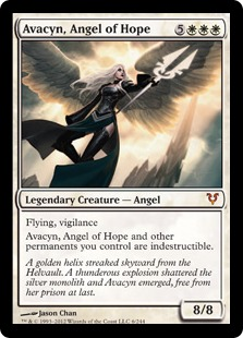 Avacyn, Angel of Hope Magic Card