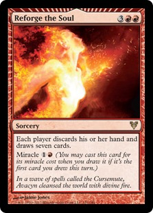 Reforge the Soul Magic Card