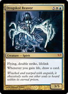 Drogskol Reaver Magic Card