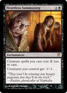 Heartless Summoning Magic Card