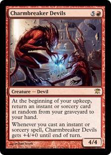 Charmbreaker Devils Magic Card