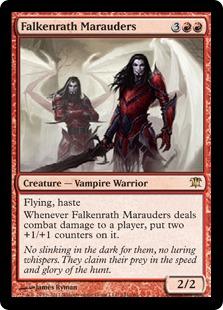 Falkenrath Marauders Magic Card