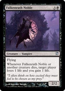Falkenrath Noble Magic Card