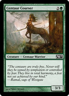 Centaur Courser Magic Card