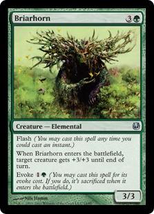 Briarhorn Magic Card