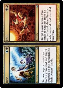 Fall Magic Card