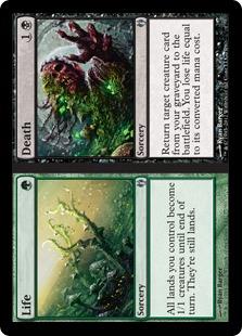Death Magic Card