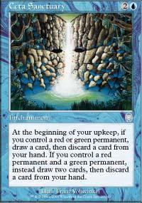 Ceta Sanctuary Magic Card