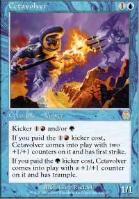 Cetavolver Magic Card