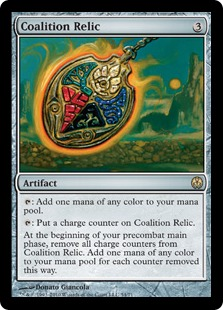 Coalition Relic Magic Card
