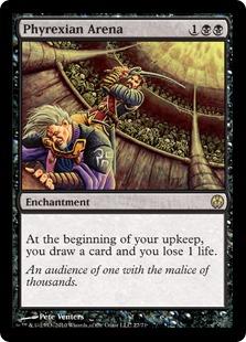 Phyrexian Arena Magic Card